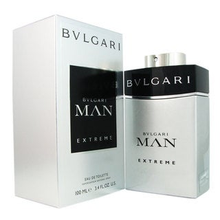 Bvlgari Man Extreme Men's 3.4-ounce Eau de Toilette Spray