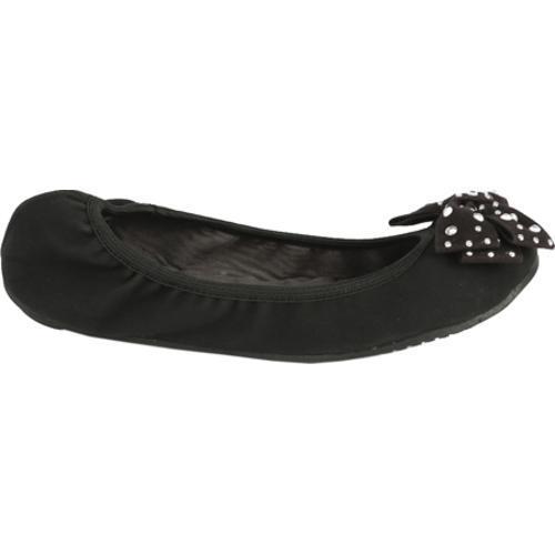 Women's Footzyfolds Fiona Black