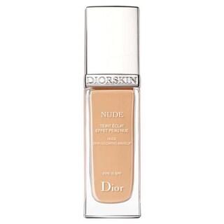 Dior Diorskin Nude Skin Medium Beige Glowing Makeup SPF 15