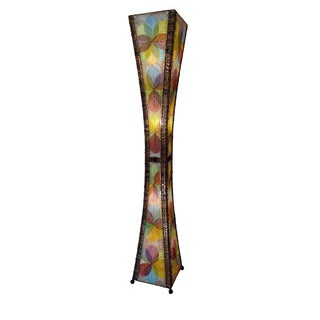 Eangee Multi Hour Glass Giant Floor Lamp