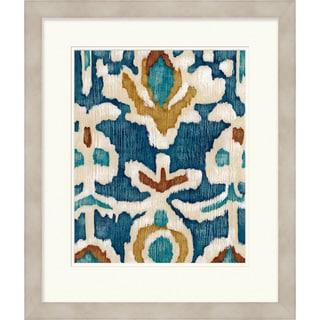 Chariklia Zarris 'Ikat' No. 2 Open Edition Giclee Print