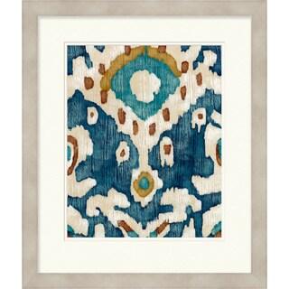 Chariklia Zarris 'Ikat' No. 1 Open Edition Giclee Print