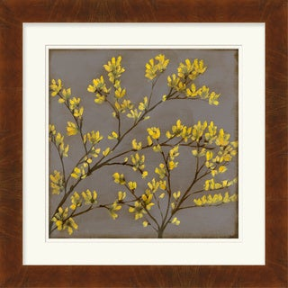 Jennifer Goldberger 'Forsythia' Open Edition Giclee Print