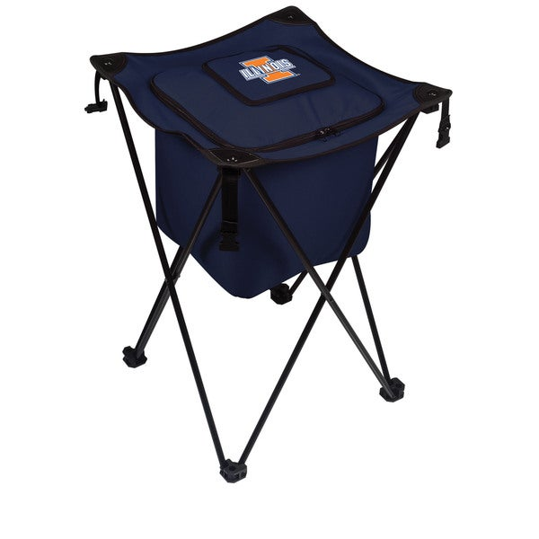Picnic Time University of Illinois Fighting Illini Sidekick Portable Cooler - Blue