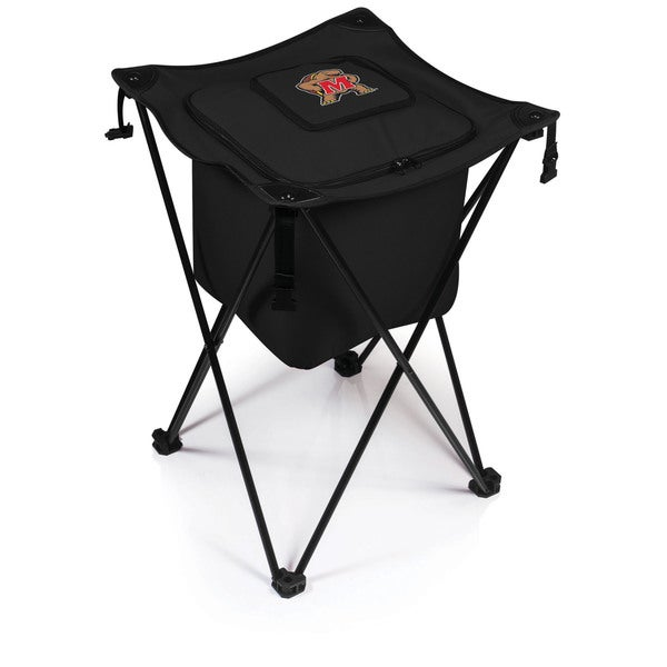 Picnic Time University of Maryland Terrapins Sidekick Portable Cooler - Black