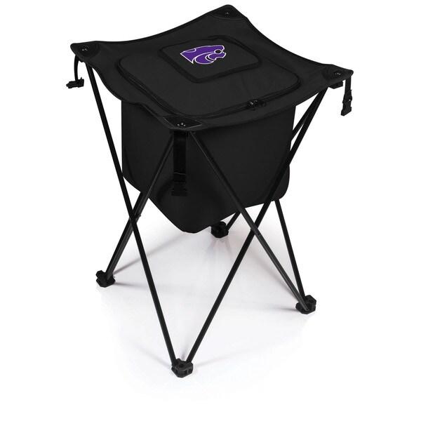 Picnic Time Kansas State University Wildcats Sidekick Portable Cooler - Black