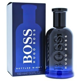 Hugo Boss Bottled Night Men 3.3-ounce Eau de Toilette Spray