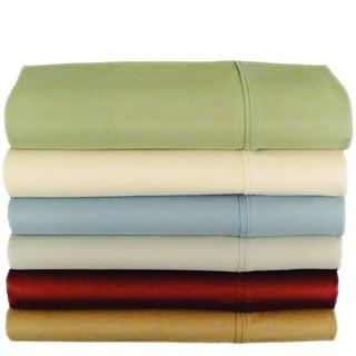Cambridge 400 Thread Count Wrinkle Free Easy Care Sateen Sheet Set