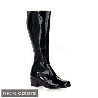 Funtasma Women's 2-inch Knee High GoGo Boots (Option: 16)