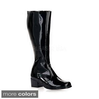 Funtasma Women's 2-inch Knee High GoGo Boots (Option: 6)|https://ak1.ostkcdn.com/images/products/8372727/P15678339.jpg?impolicy=medium