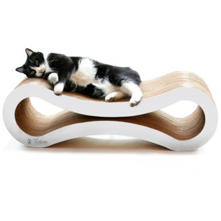 PetFusion Cat Scratcher Deluxe Lounge