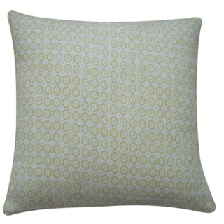 Diana 20-Inch x 20-Inch Lemon Pillow