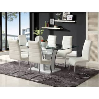 Glass Kitchen & Dining Room Sets For Less | Overstock