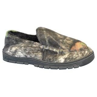 Muk Luks Men's Camouflage Clog Slippers