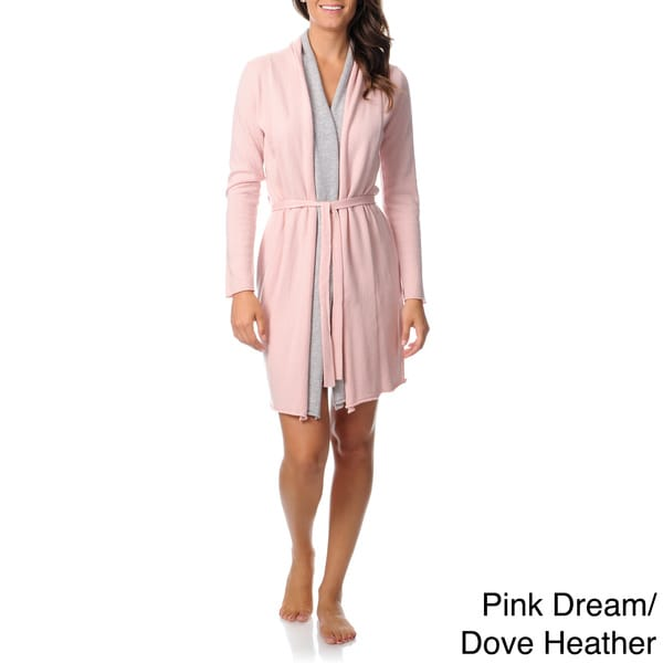 Ply Cashmere Women's Belted Robe