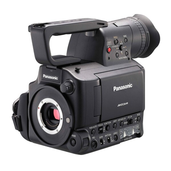 Panasonic AG-AF100 Digital Cinema Camcorder Body