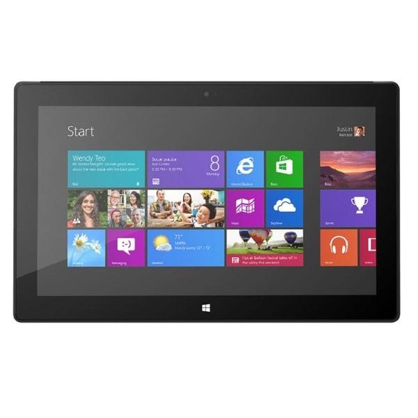 "Microsoft Surface RT 32 GB Tablet - 10.6"" - NVIDIA Tegra 3 T30 1.30 G"