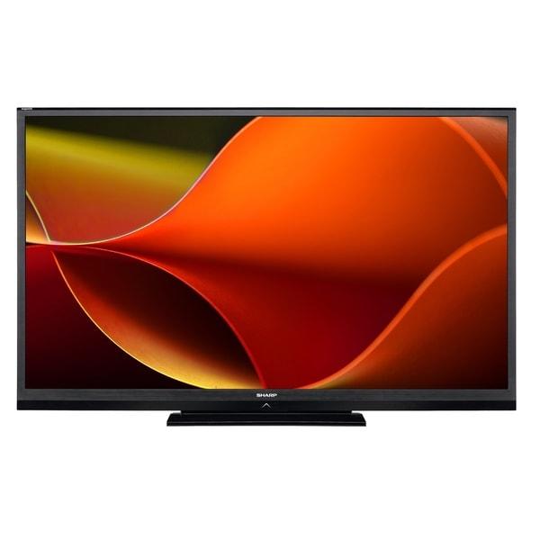 """Sharp Aquos LC70LE600U 70"""" 1080p LED TV (Refurbished)"""