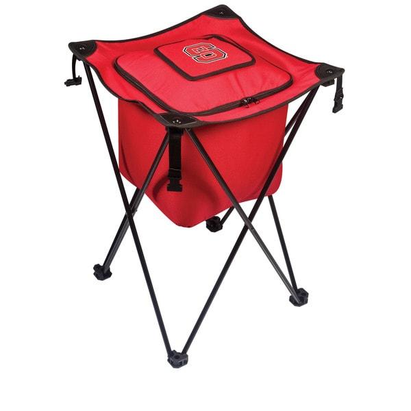 Picnic Time North Carolina State University Wolfpack Sidekick Portable Cooler - Red