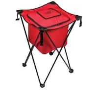Picnic Time University of Arkansas Razorbacks Sidekick Portable Cooler - Red