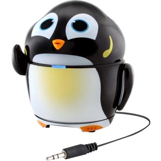 GOgroove Groove Pal GG-PAL-PENGUIN 2.0 Speaker System - 4 W RMS - Bat