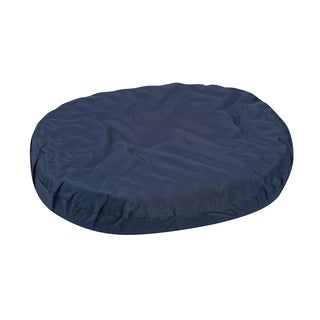 DMI Navy Convoluted Foam 18x15-inch Ring Cushion