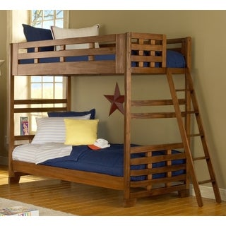 Hardy Twin Bunk Bed with Optional Trundle by Greyson Living (2 options available)