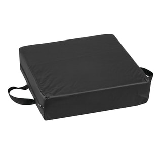 DMI Black Deluxe Seat-Lift Cushion