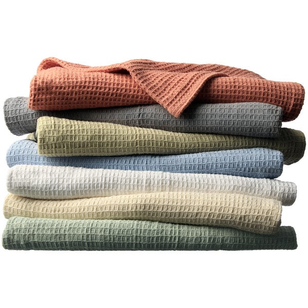 All-season Cotton Thermal Blanket. Opens flyout.
