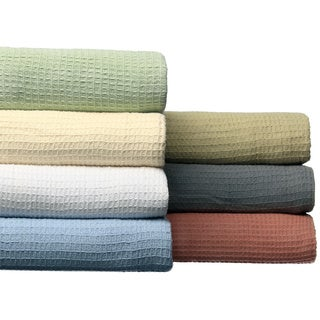 All-season Cotton Thermal Blanket (3 options available)