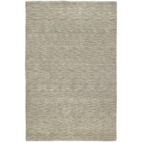 Gabbeh Hand-tufted Light Brown Rug - 9'6 x 13'