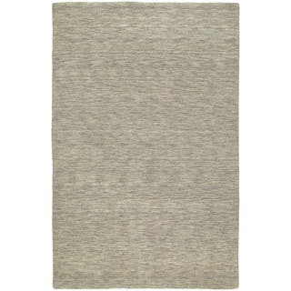 Gabbeh Hand-tufted Light Brown Rug (8' x 11')