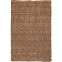 Gabbeh Hand-tufted Copper Rug - 5' x 7'6