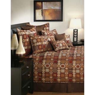 Sherry Kline Metro E 4 Piece Comforter Set
