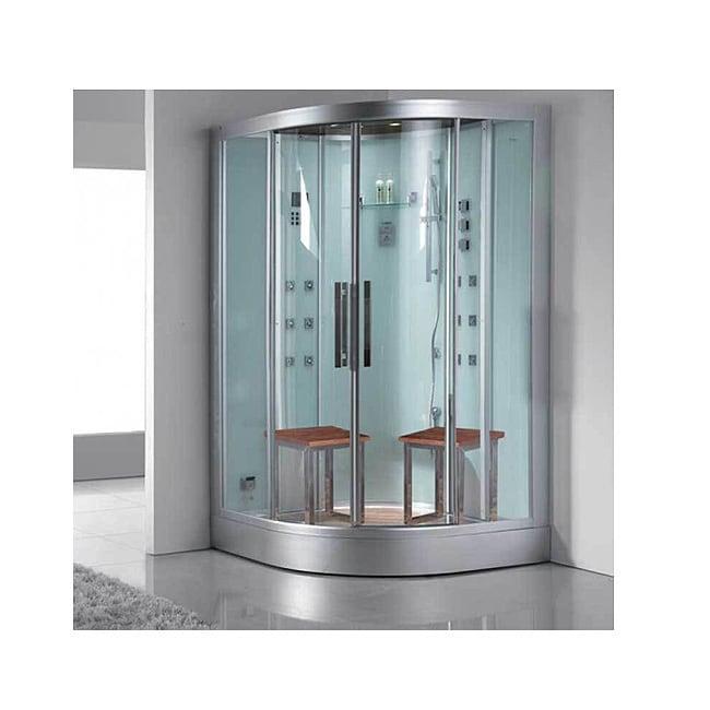 Ariel Platinum Steam Shower (White)