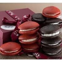 Gourmet Chocolate/ Red Velvet Whoopie Pies