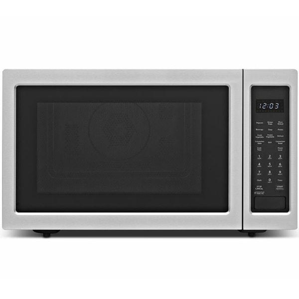KitchenAid 1200-Watt Architect Series II Countertop Microwave Oven ...