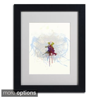 Naxart 'Last Dance' Framed Matted Art