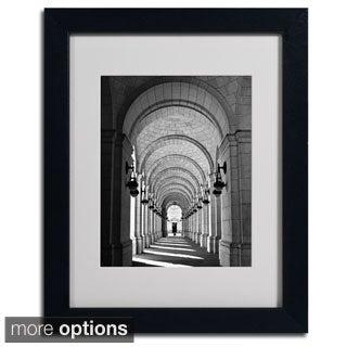Gregory O'Hanlon 'Union Station III' Framed Matted Art