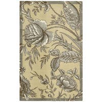 Waverly Artisanal Delight Fanciful Ironstone Area Rug by Nourison - 5' x 7'