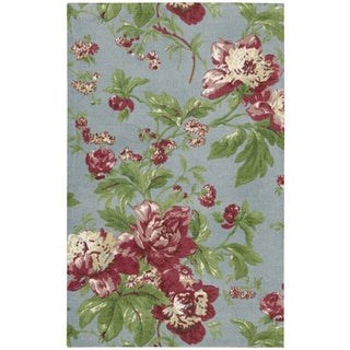 Waverly Artisanal Delight Forever Yours Spring Area Rug by Nourison (2'6 x 4')