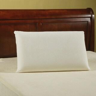 Sleep Zone European Molded Memory Foam Pillow