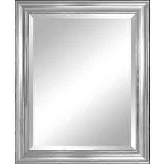 Concert Framed Mirror with Bevel