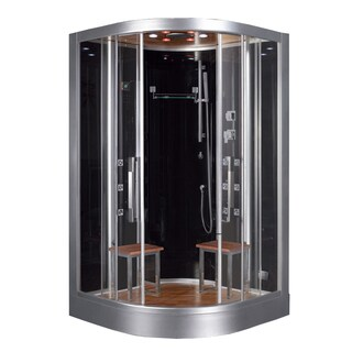 Ariel Platinum DZ962F8-BLCK Steam Shower