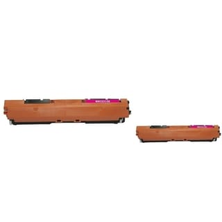 INSTEN Magenta Toner Cartridge for HP CE313A (Pack of 2)