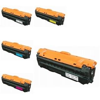 INSTEN 5-ink Cartridge Set for Samsung CLT-C506L