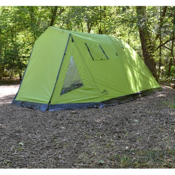 Shop Big River Outdoors Lake Creek 6 Person Tent Free