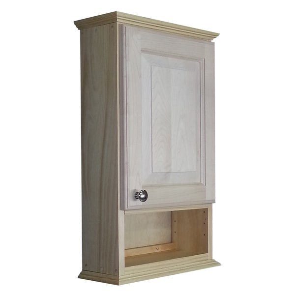 24 Inch Ashley Series On The Wall Cabinet Free Shipping Today 15683621