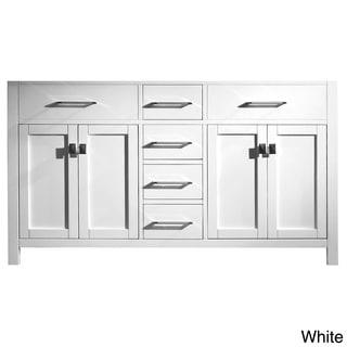 White Double Vanities Bathroom Vanities Vanity Cabinets Shop The Best Deals For Feb 2017