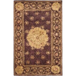 Safavieh Handmade Empire Multi-Colored Wool Rug (3' x 5')